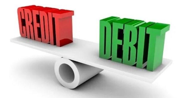 Cara menentukan posisi debit dan kredit